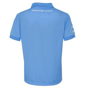 Boys' Golf Polo Shirt, awesome quality fitted kids golf polo in a stunning design - everyshotcounts