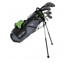UL 63 5 Club Carry Bag Set Dr, Hy, 7i, PW, Putter, Stand Bag - everyshotcounts