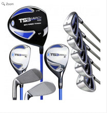 "Tour Series 51"",54"",57"",60"",63"" 10 Club Only Set All Graphite, (No Bag) - everyshotcounts"