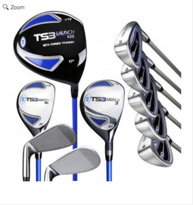 "Tour Series 57"",60"",63"" 8 Club Iron Only Sets Steel Shafts, (No Bag) - everyshotcounts"