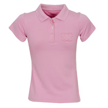Kingsbarns, Girls' Golf Polo Shirt - everyshotcounts