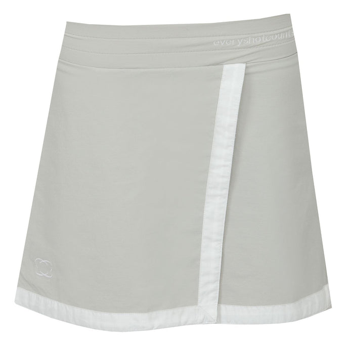 Girls Skort Cool Grey, 'Gleneagles' - everyshotcounts
