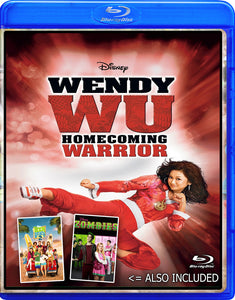 Wendy Wu Homecoming Warrior - ZOMBIES - Teen Beach 2