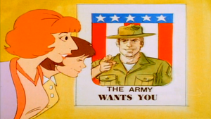 Laverne and Shirley In The Army
