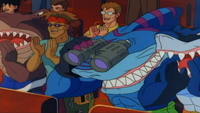 Street Sharks & Extreme Dinosaurs