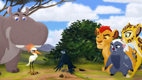 Lion Guard, The - Season 1