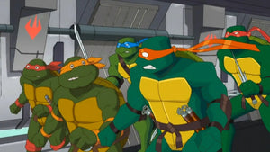Teenage Mutant Ninja Turtles - 2003 Edition