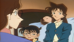 Detective Conan / Case Closed Series -- English / Japanese Dubbed