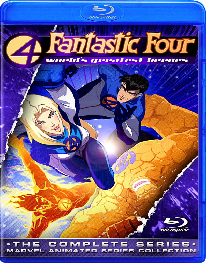 Fantastic Four - World's Greatest Heroes