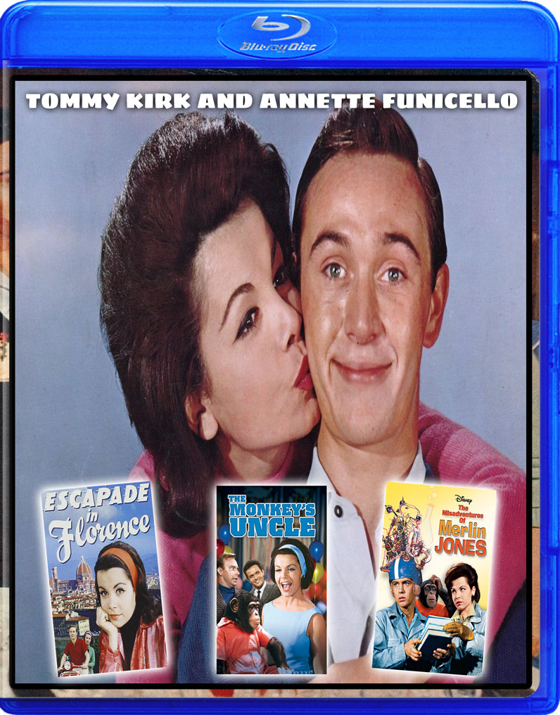 Tommy Kirk and Annette Funicello Classics