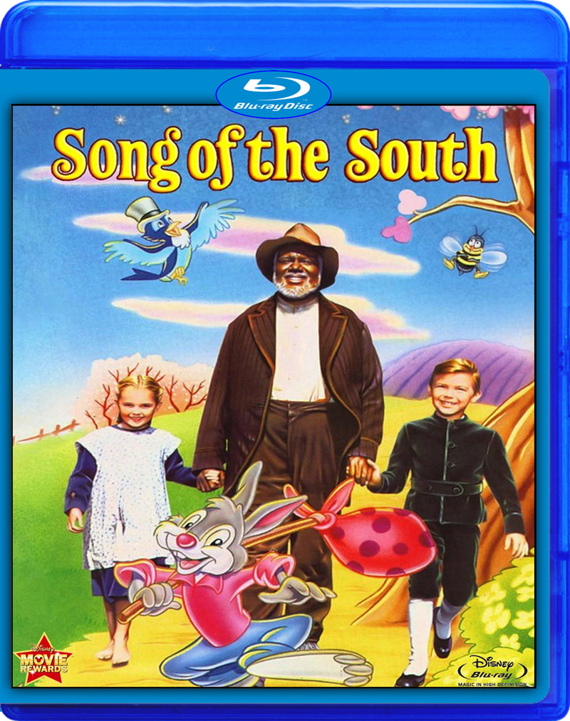 Song of the South - 35mm Restoration & 16mm Movie Film Scan