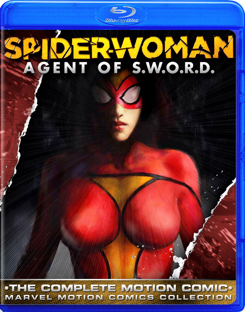 Spider-Woman: Agent of S.W.O.R.D.