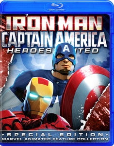 Iron Man & Captain America - Heroes United