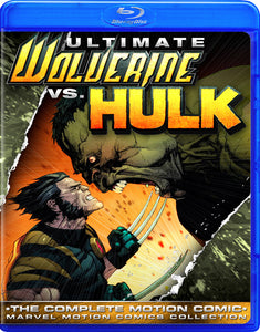 Ultimate Wolverine vs Hulk