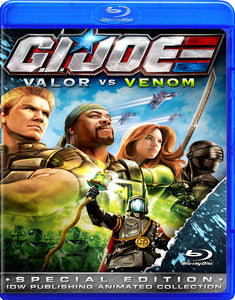 G.I.Joe Valor vs. Venom