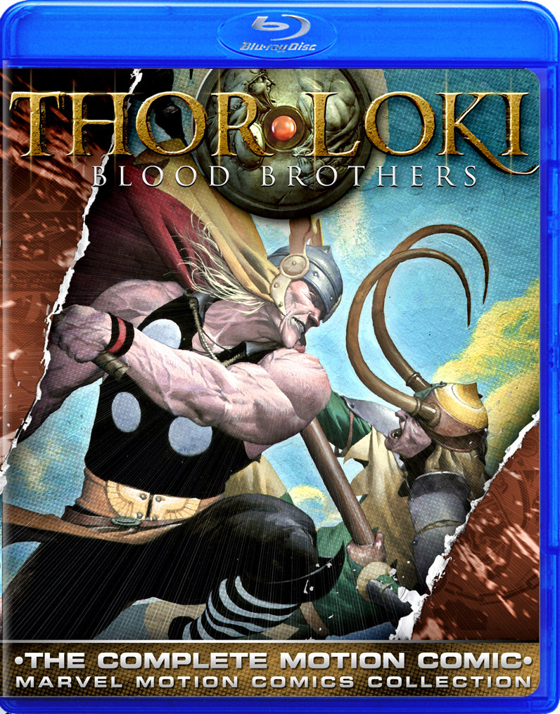 Thor & Loki - Blood Brothers