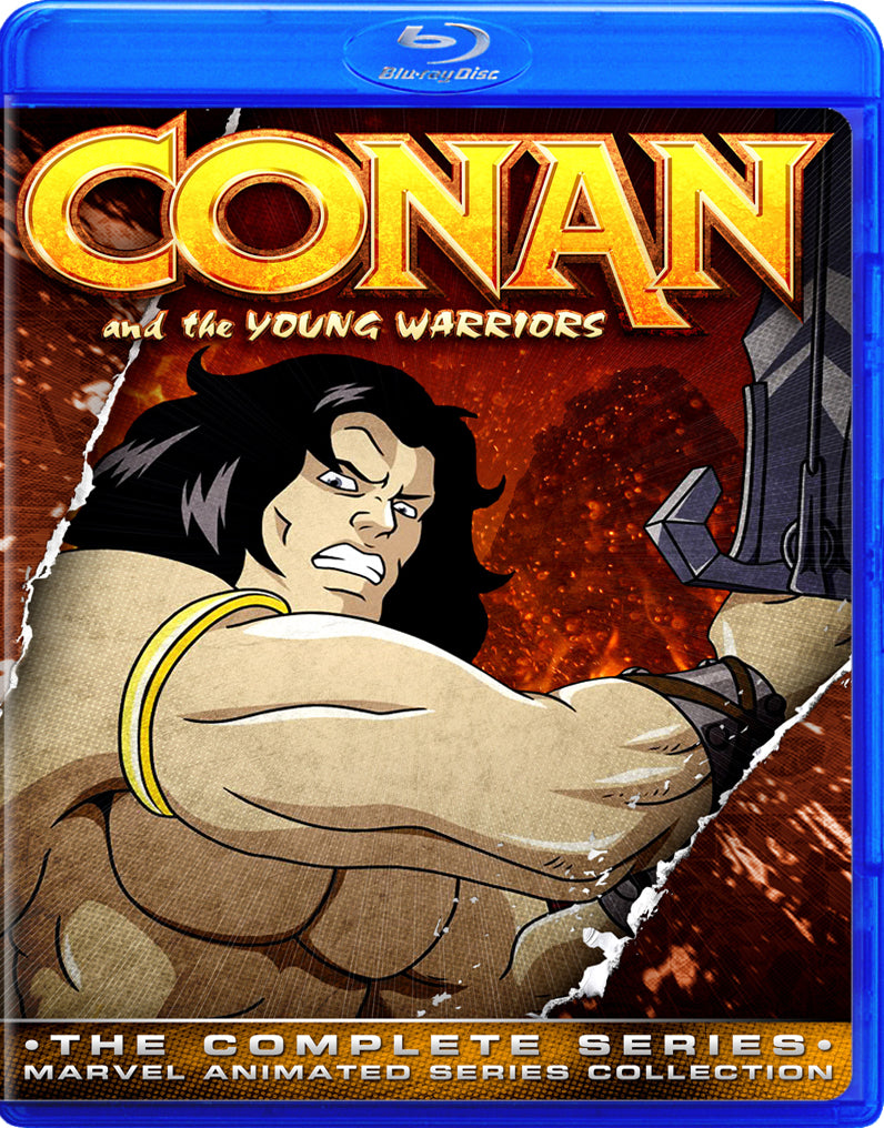 Conan and The Young Warriors