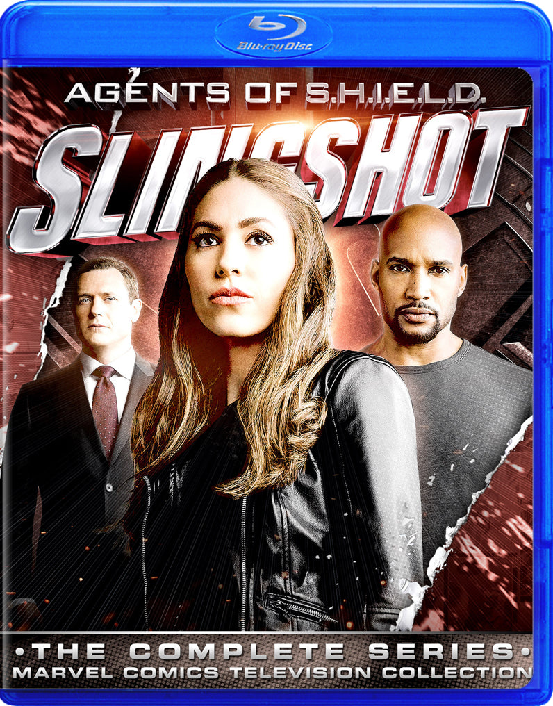 Agents of S.H.I.E.L.D. - Slingshot