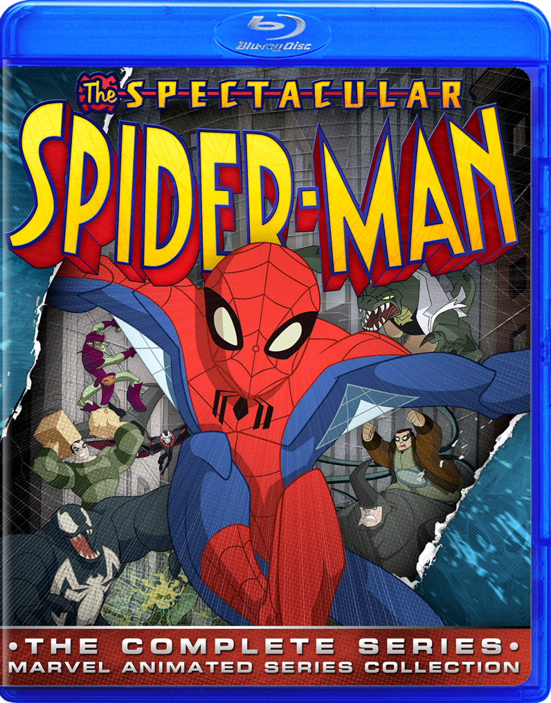 Spectacular Spider-Man, The
