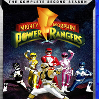 Mighty Morphin Power Rangers - Complete Series - 6 Disc