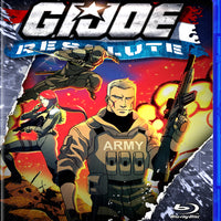 G.I.Joe Resolute