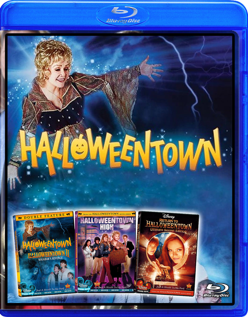 Halloweentown I, II, III & IV
