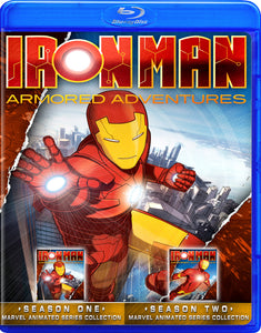 Iron Man: Armored Adventures - Complete Series