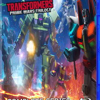 Transformers: Prime Wars Trilogy