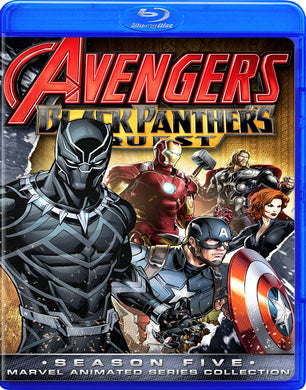 Avengers Assemble - Season Five: Black Panther's Quest