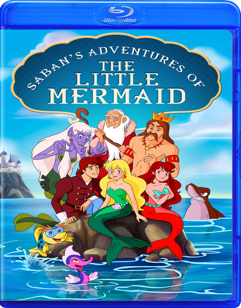 Saban's Adventures of The Little Mermaid