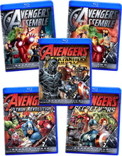Avengers Assemble - Complete Collection