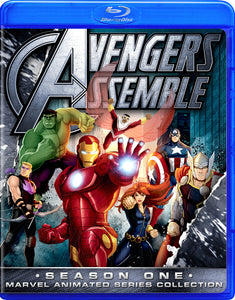 Avengers Assemble - Season One
