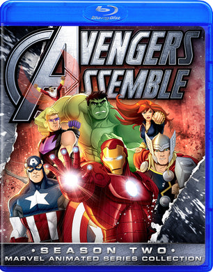 Avengers Assemble - Season Two