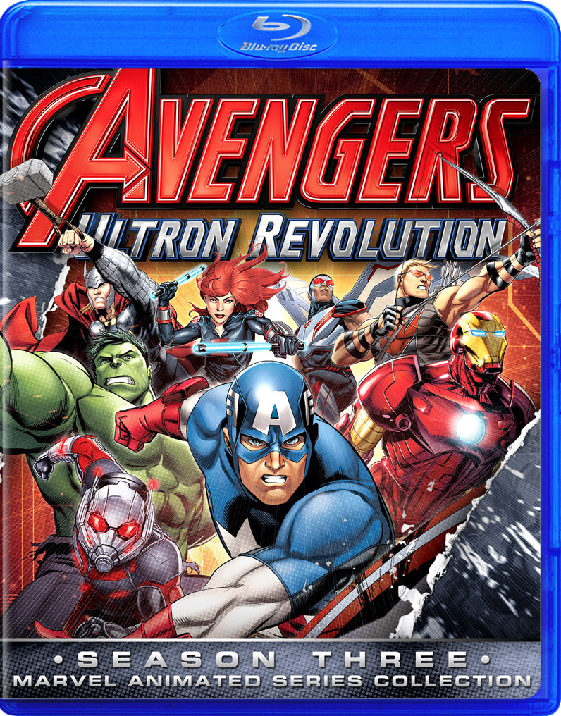 Avengers Assemble - Season Three: Ultron Revolution