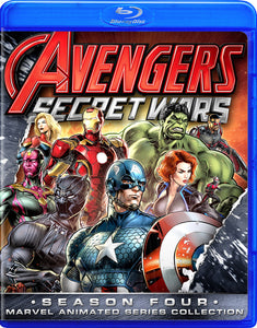 Avengers Assemble - Season Four: Secret Wars