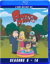 American Dad - Seasons 8-14