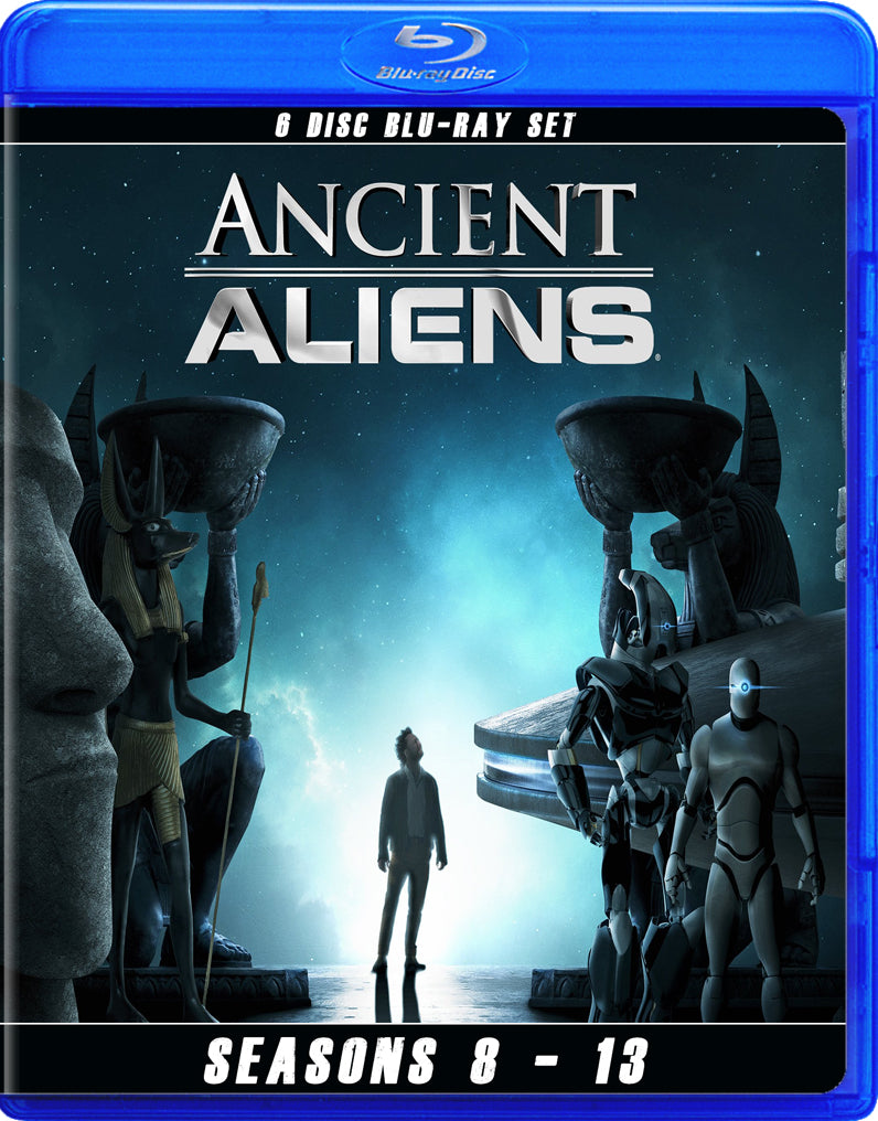 Ancient Aliens - Seasons 8-13