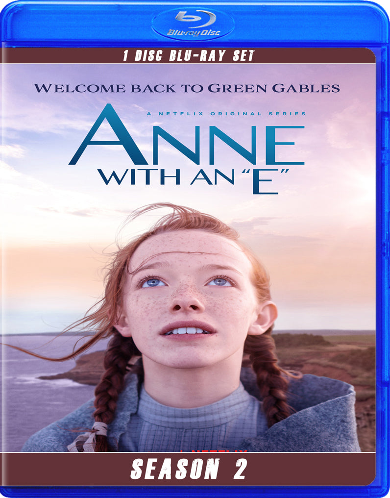 Anne With An E - Season 2
