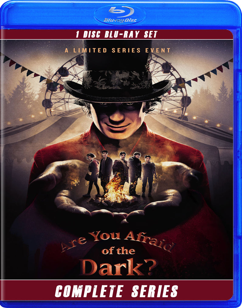 Are You Afraid of The Dark - 2019 Series