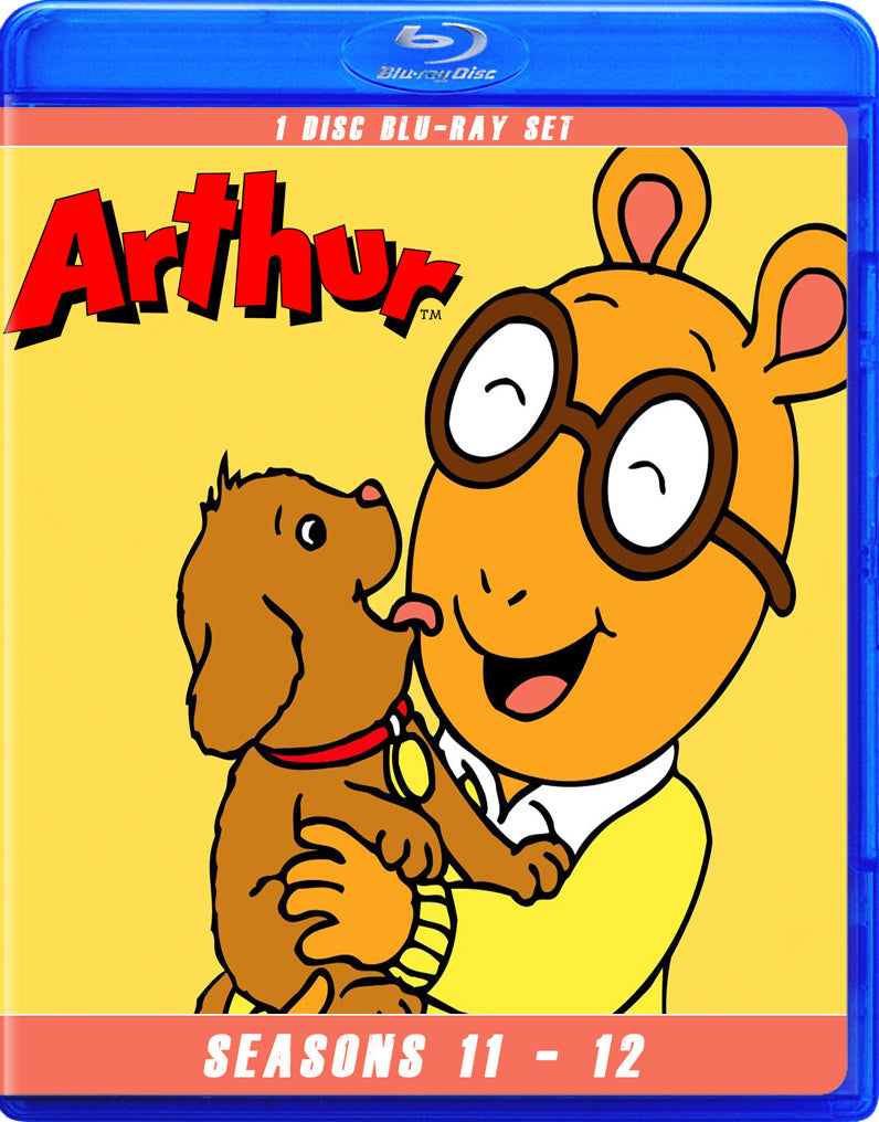 Arthur: Seasons 11-12
