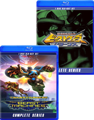 Beast Machines & Beast Wars Returns