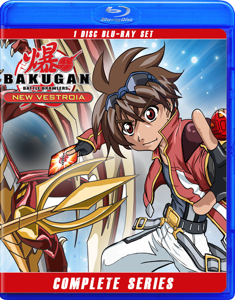 Bakugan Season 2: New Vestroia