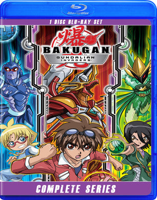 Bakugan Season 3: Gundalian Invaders