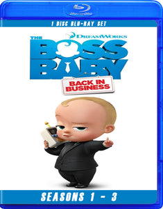 Boss Baby: Back in Business, The - Seasons 1-3