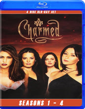 Charmed - Seasons 1-4