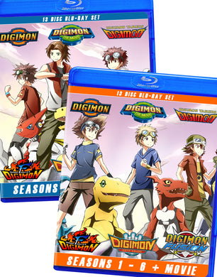 Digimon Digivolution Set