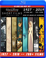 Walt Disney Animation Studios Short Films - 1927 - 2019