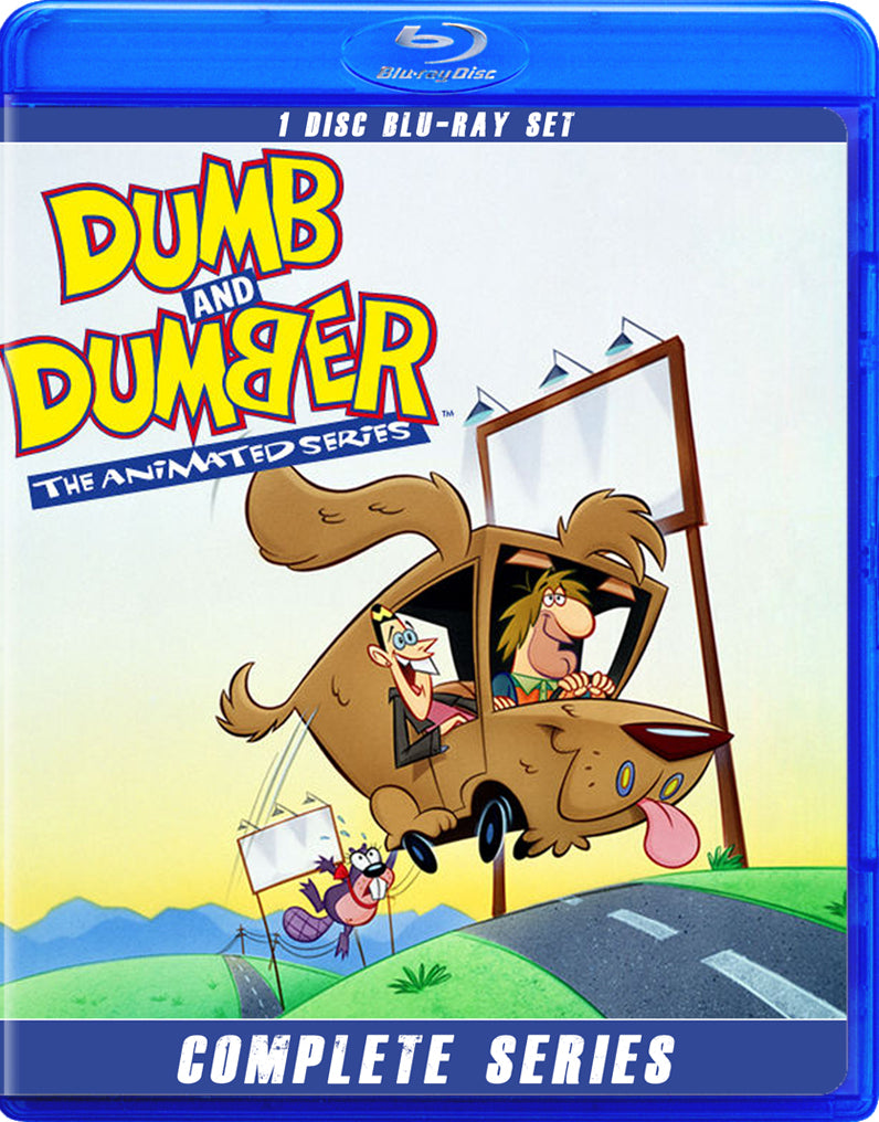 Dumb and Dumber - The Animated Series