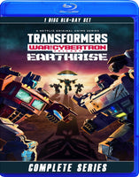 Transformers War for Cybertron Trilogy -- Arc 2 - Earthrise