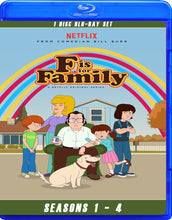 F is For Family - Seasons 1-4